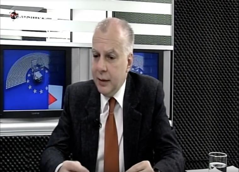 Συνέντευξη του Αντώνη Καμπουράκη στο TV KOSMOS