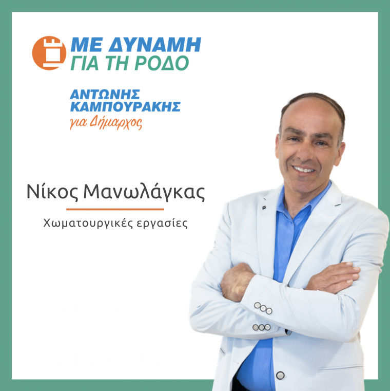 Μανωλάγκας Νίκος