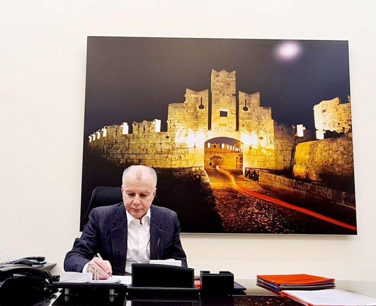 Απάντηση στην επίθεση του επικεφαλής της μείζονος μειοψηφίας Φώτη Χατζηδιάκο