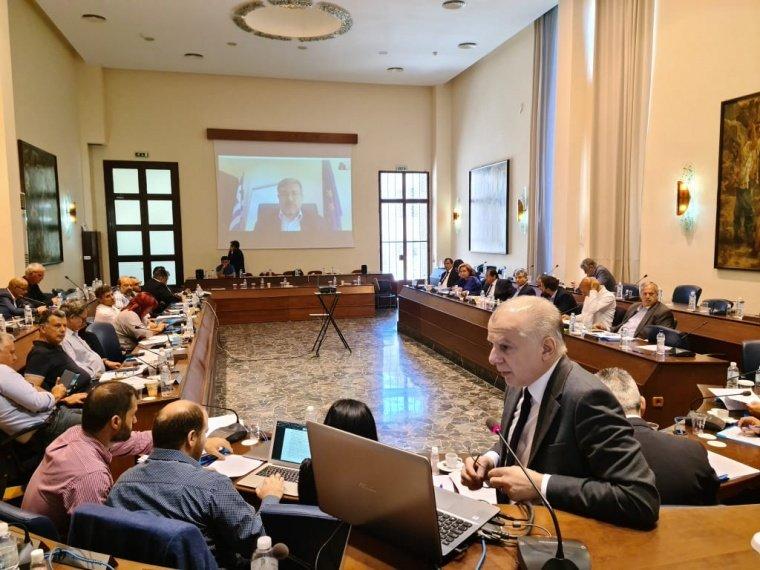 Συγκρότηση σε σώμα της Διοίκησης του Φορέα Διαχείρισης Στερεών Αποβλήτων (ΦΟΔΣΑ) Νοτίου Αιγαίου