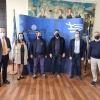 Κατασκευή νέου Κλειστού Γηπέδου Αρχαγγέλου και Γηπέδου Ποδοσφαίρου στα Κολύμπια